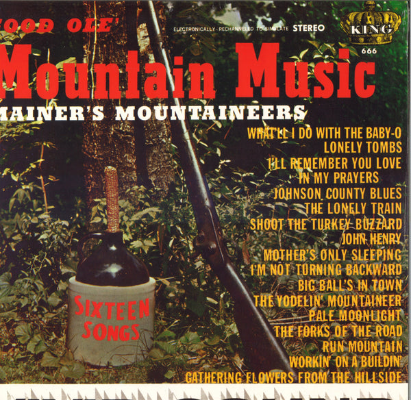 Mainer's Mountaineers Good Ole' Mountain Music