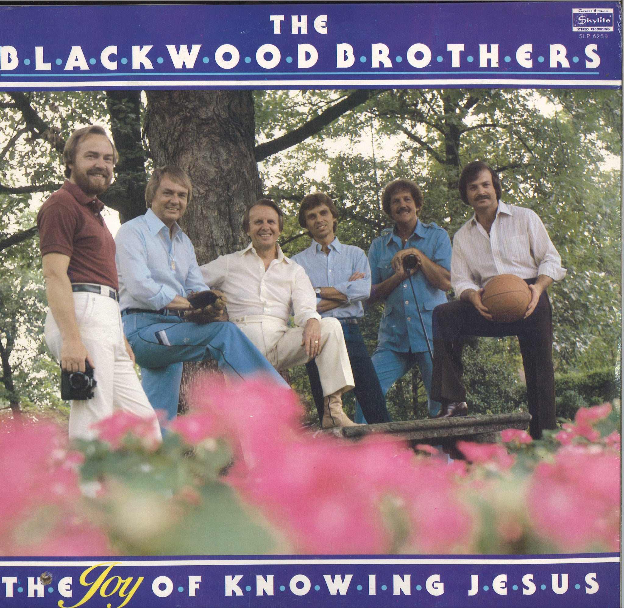 The Blackwood Brothers The Joy Of Knowing Jesus