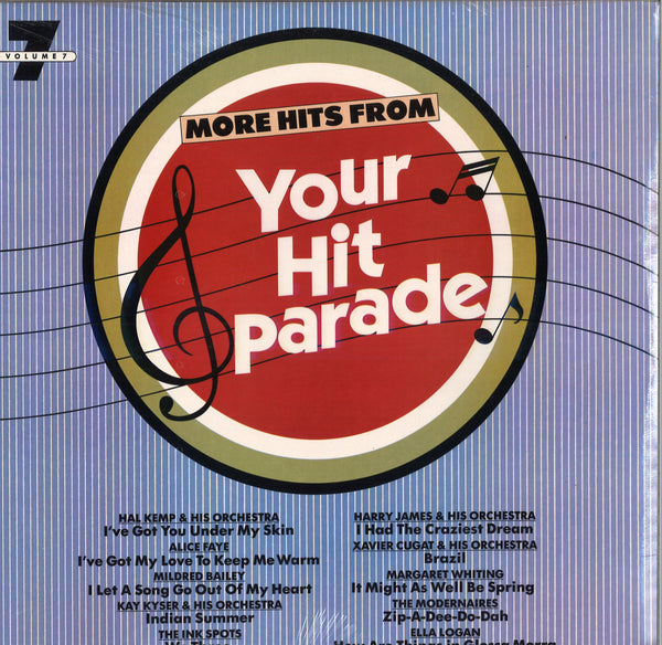 Various Artists Your Hit Parade Volume 7