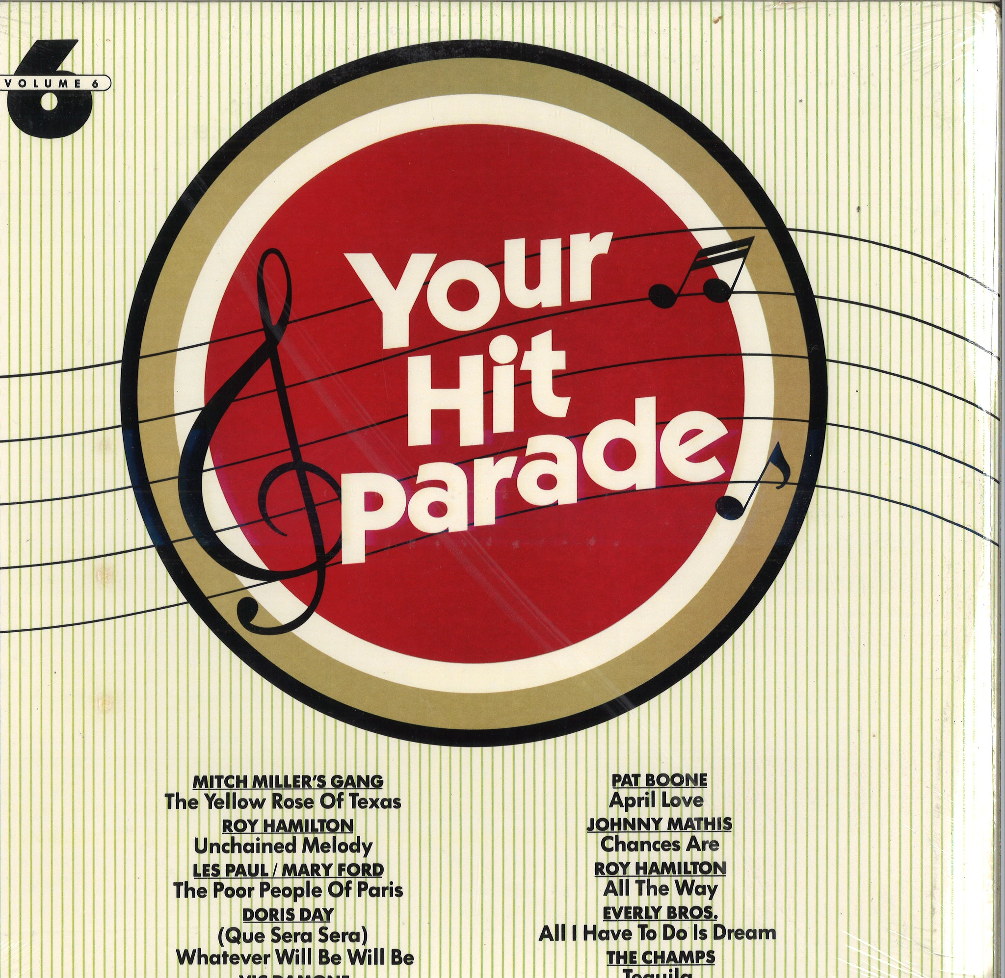 Various Artists Your Hit Parade Volume 6