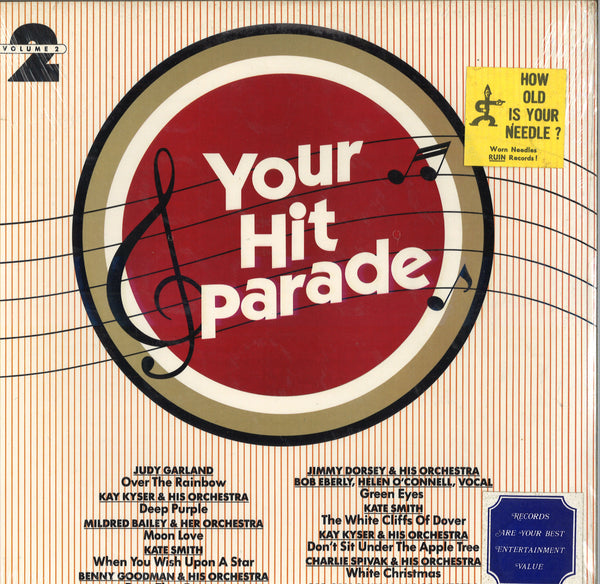 Various Artists Your Hit Parade Volume 2