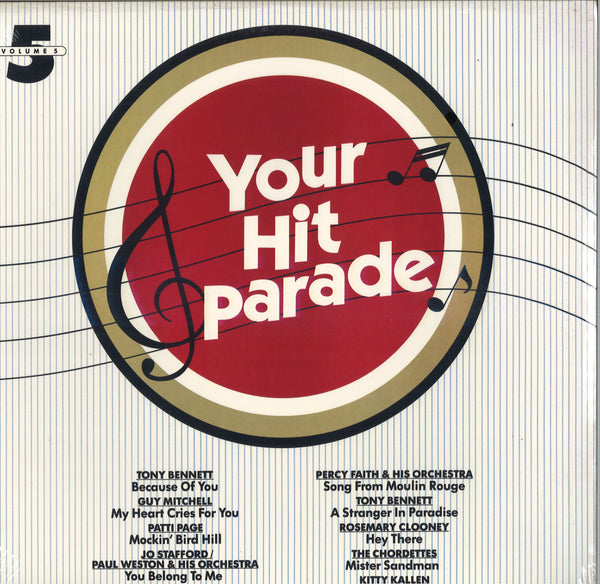 Various Artists Your Hit Parade Volume 5