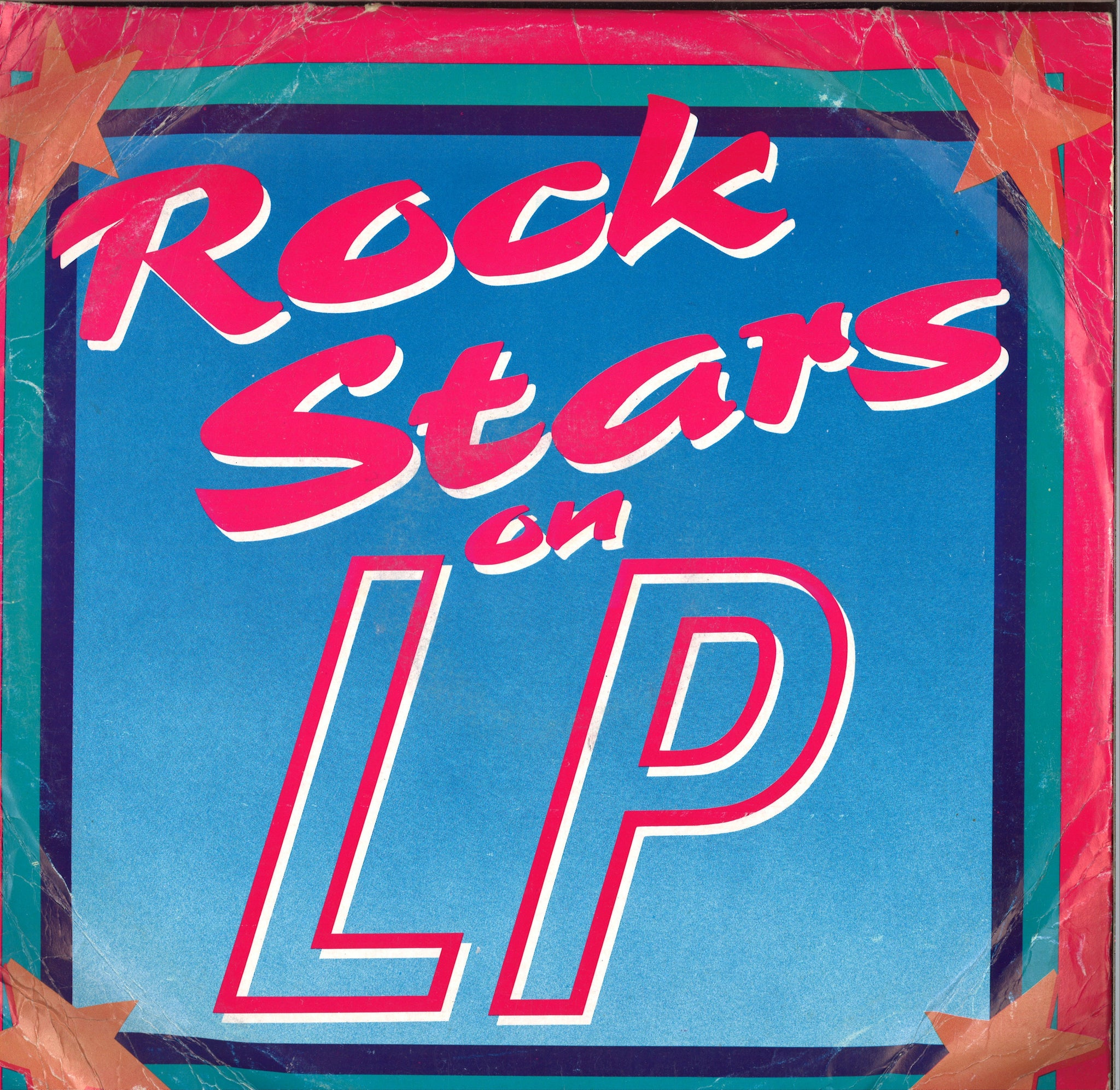 Various Artists Rock Stars On LP