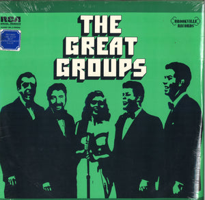Various Artists The Great Groups