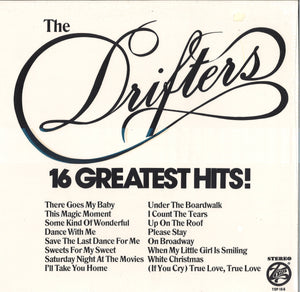 The Drifters 16 Greatest Hits!