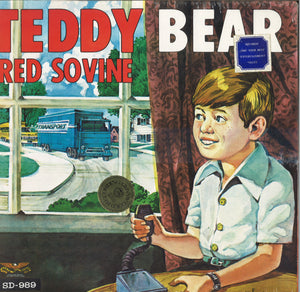 Red Sovine Teddy Bear