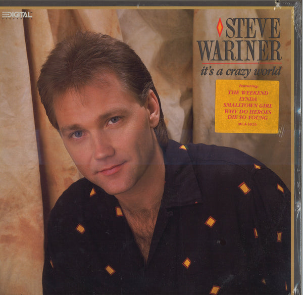 Steve Wariner It's A Crazy World