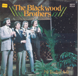 The Blackwood Brothers He Touched Me