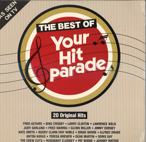 Various Artists The Best Of Your Hit Parade