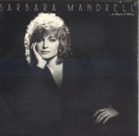 Barbara Mandrell In Black & White