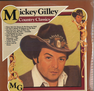 Mickey Gilley Country Classics
