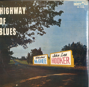 "John Lee Hooker & ""Sticks"" McGhee Highway Of Blues"