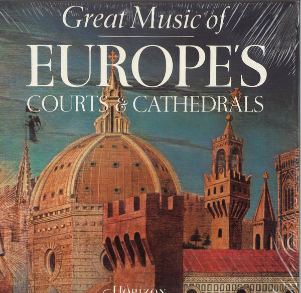 Various Artists Great Music Of Europe's Courts & Cathedrals