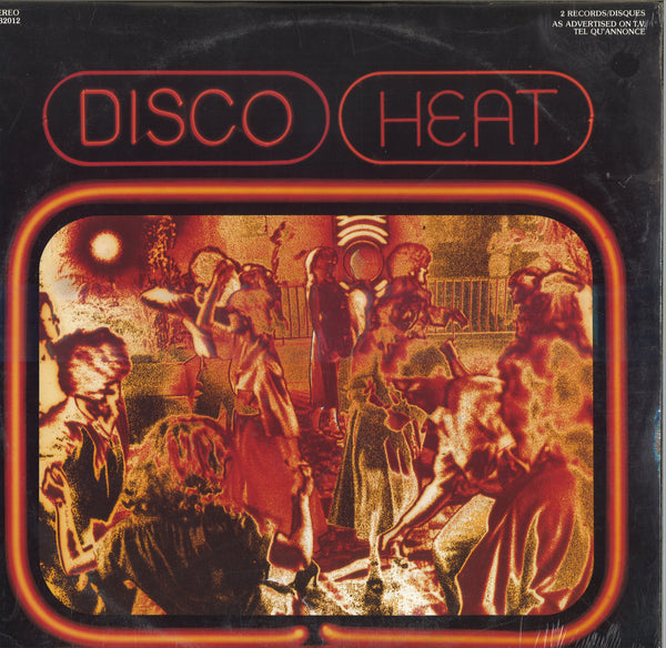 Various Artists Disco Heat
