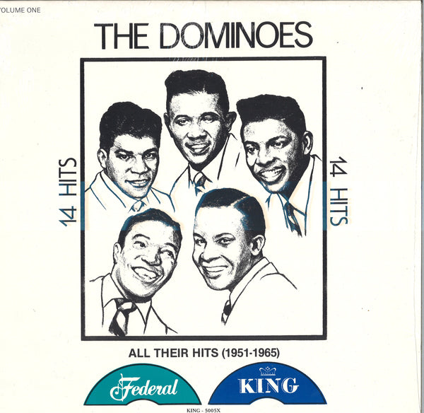 The Dominoes All Their Hits (1951-1965)