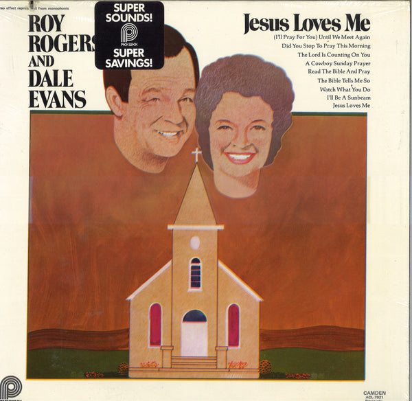 Roy Rogers And Dale Evans Jesus Loves Me