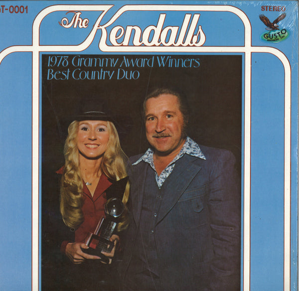 The Kendalls 1978 Grammy Award Winners - Best Country Duo