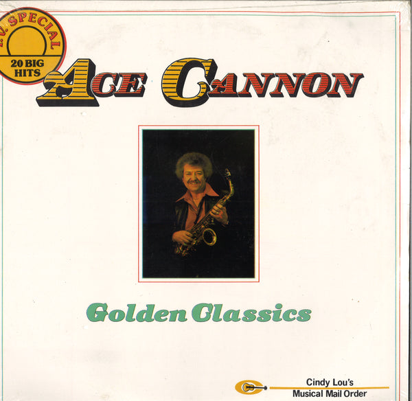 Ace Cannon 20 Golden Classics