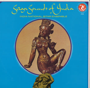 India National Sitar Ensemble Sitar Sound Of India