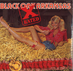 Black Oak Arkansas Black Oak Arkansas X-Rated