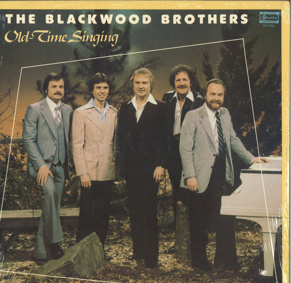 The Blackwood Brothers Old Time Singing