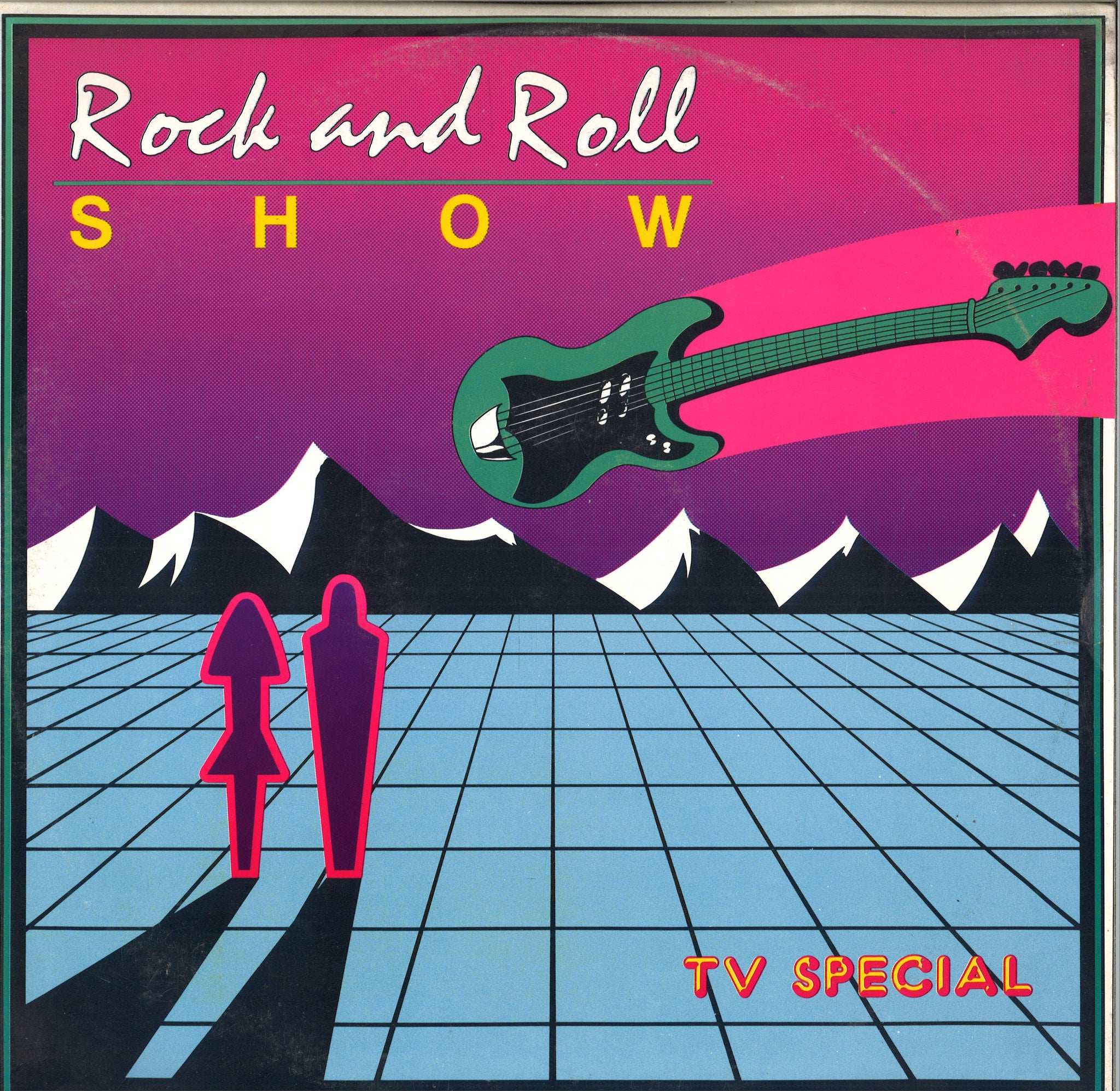 Various Artists Rock And Roll Show: 5 LP Set