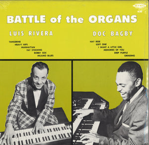 Luis Rivera & Doc Bagby Battle Of Organs