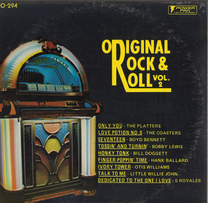 Various Artists Original Rock And Roll Vol. 2