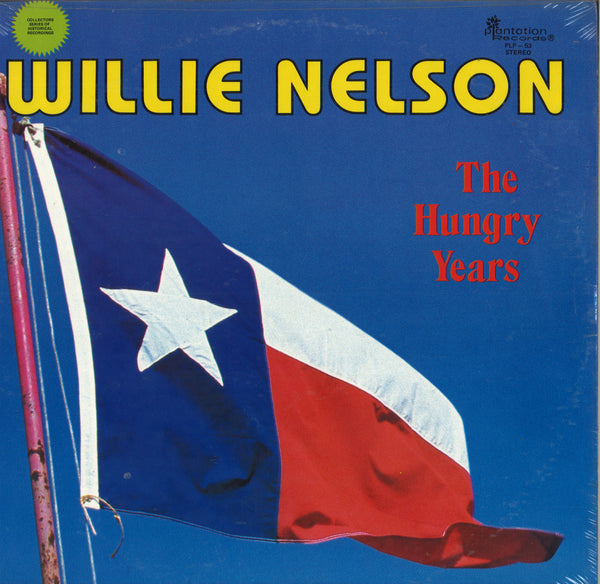 Willie Nelson The Hungry Years