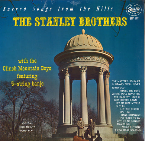 The Stanley Brothers Sacred Songs From The Hills