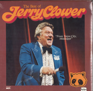 The Best Of Jerry Clower LP