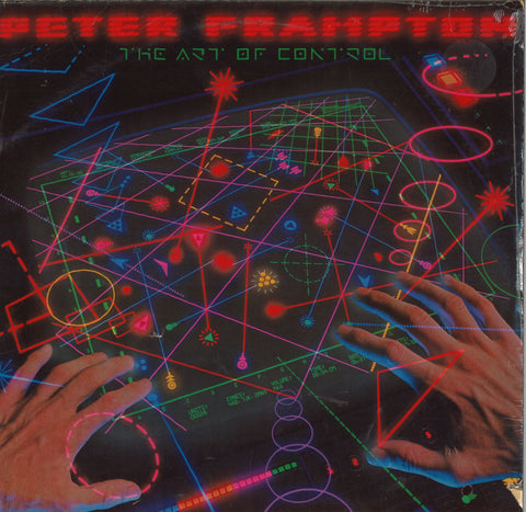 Peter Frampton The Art Of Control