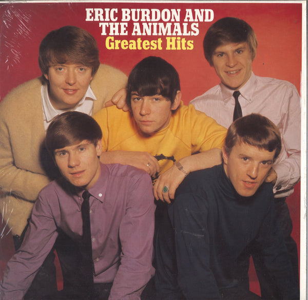 Eric Bourdon And The Animals Greatest Hits