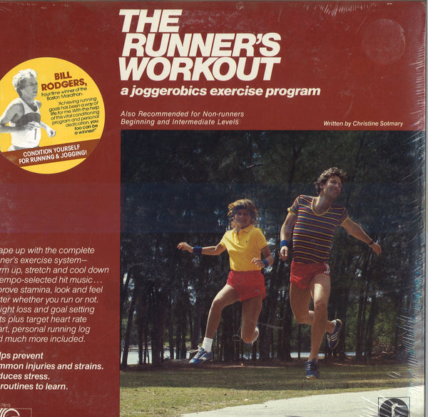 Various Artists The Runner's Workout