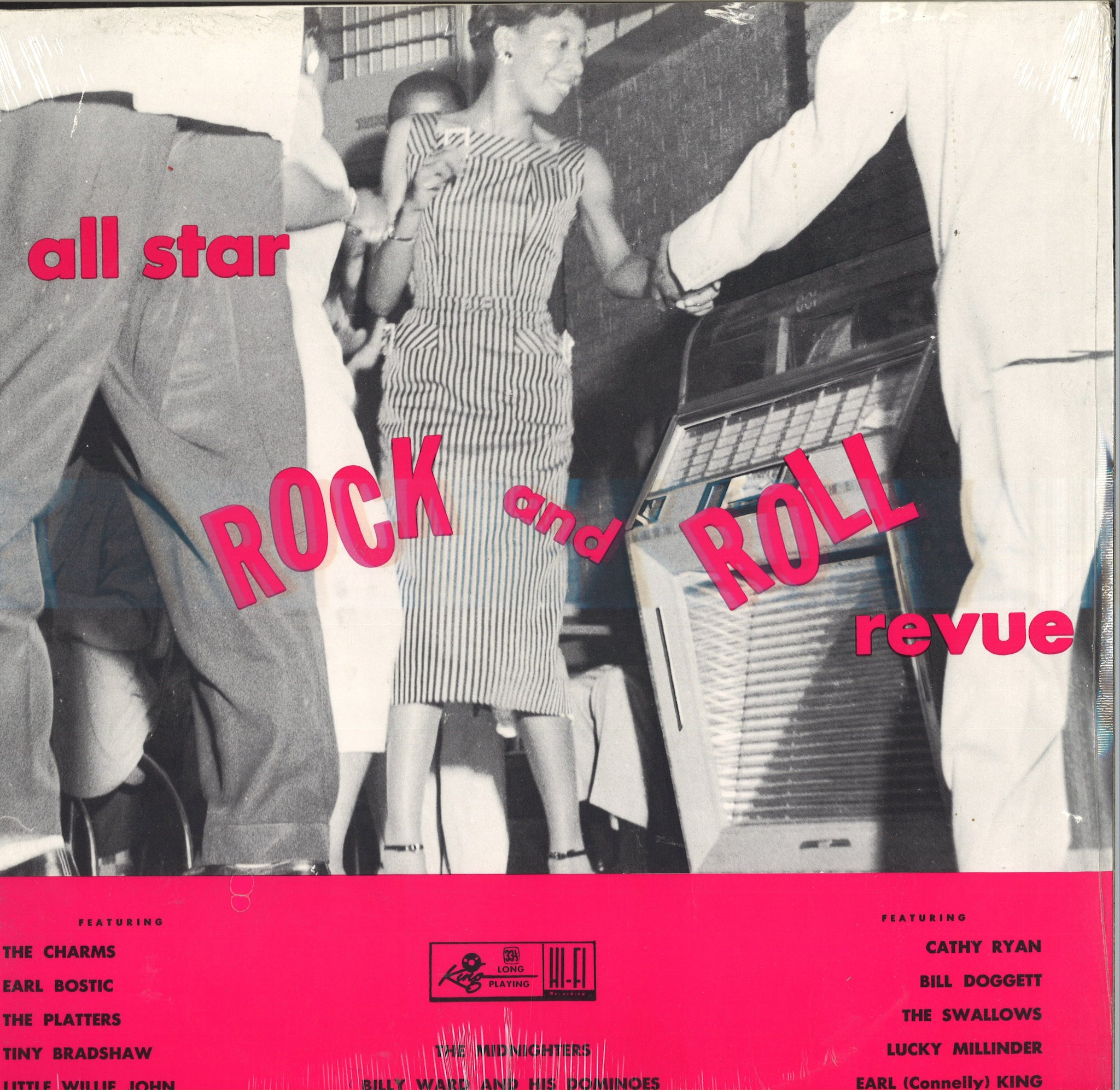 Various Artists All Star Rock And Roll Revue