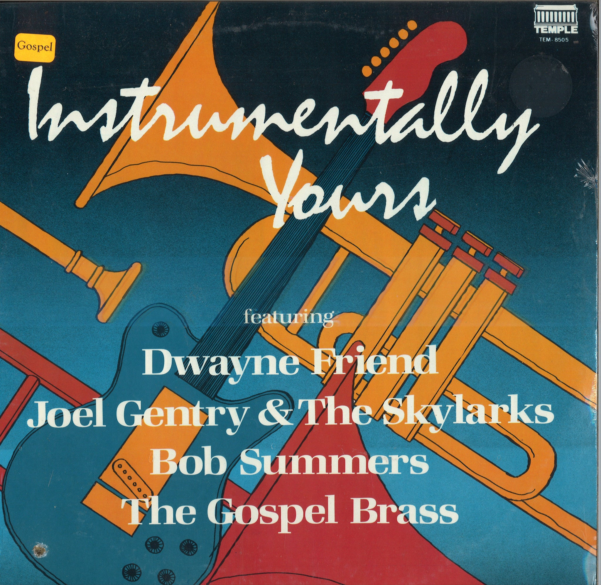 Various Artists Instrumentally Yours
