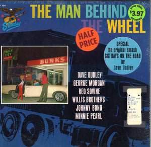 Various Artists The Man Behind The Wheel