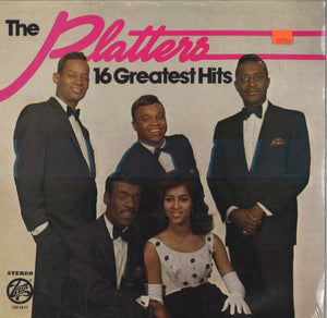 The Platters 16 Greatest Hits
