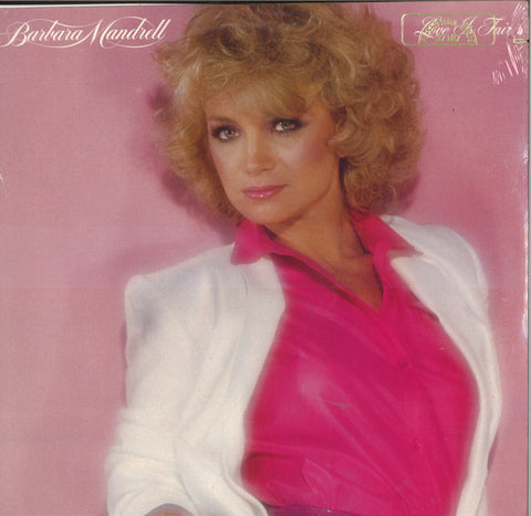 Barbara Mandrell Love Is Fair
