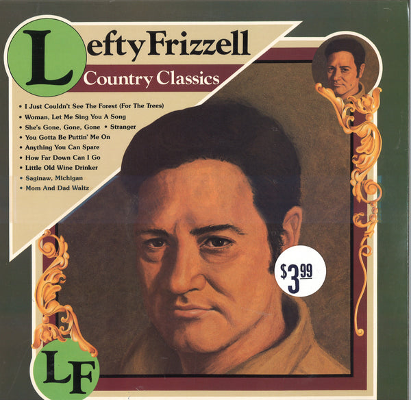 Lefty Frizzell Country Classics