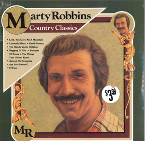 Marty Robbins Country Classics