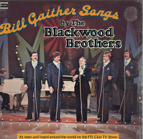 Bill Gaither Songs By The Blackwood Brothers