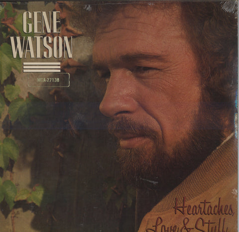 Gene Watson Heartaches, Love & Stuff