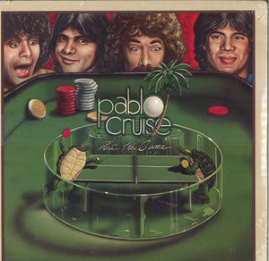 Pablo Cruise Part of the Game