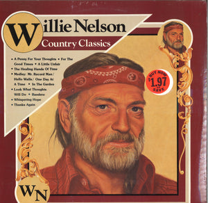 Willie Nelson Country Classics