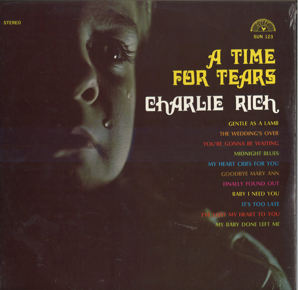 Charlie Rich A Time For Tears