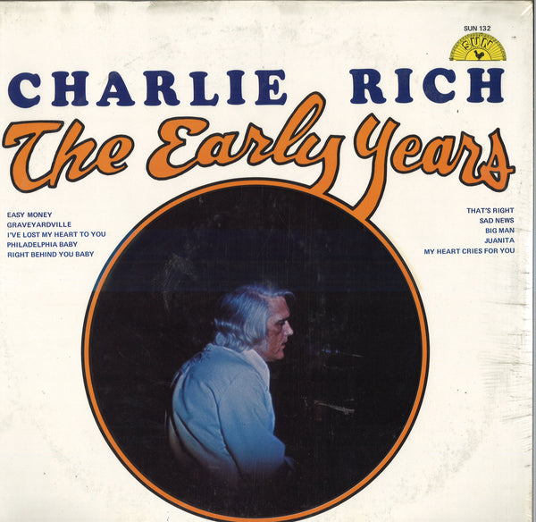 Charlie Rich The Early Years