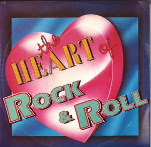 Various Artists The Heart Of Rock & Roll: 5 LP Set