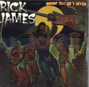 Rick James Bustin Out of L Seven