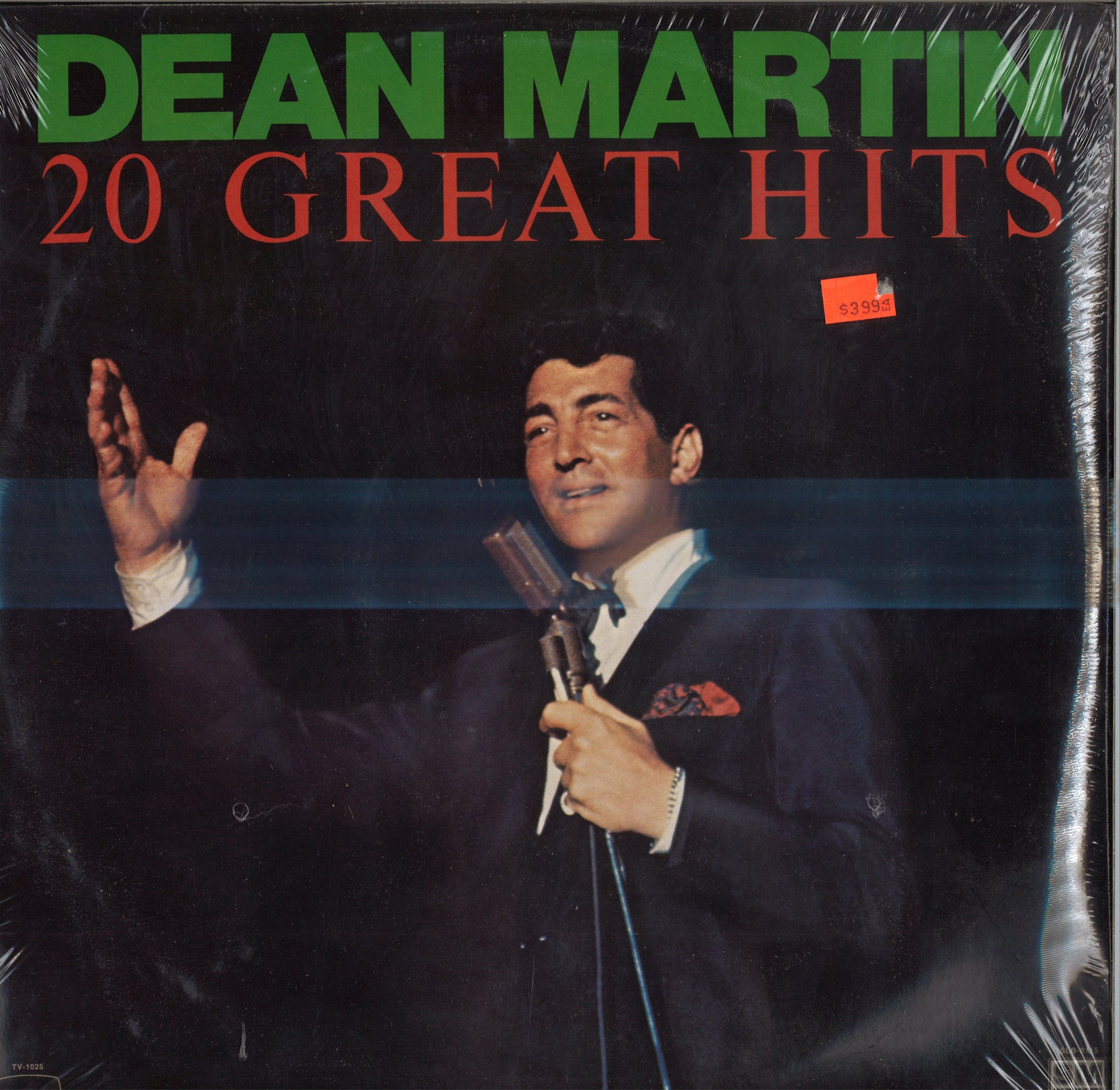 Dean Martin 20 Great Hits